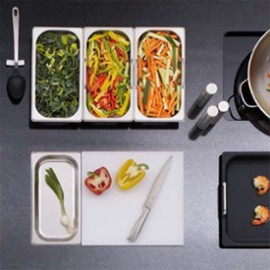 Rieber bacs gastronorme GN 1/1